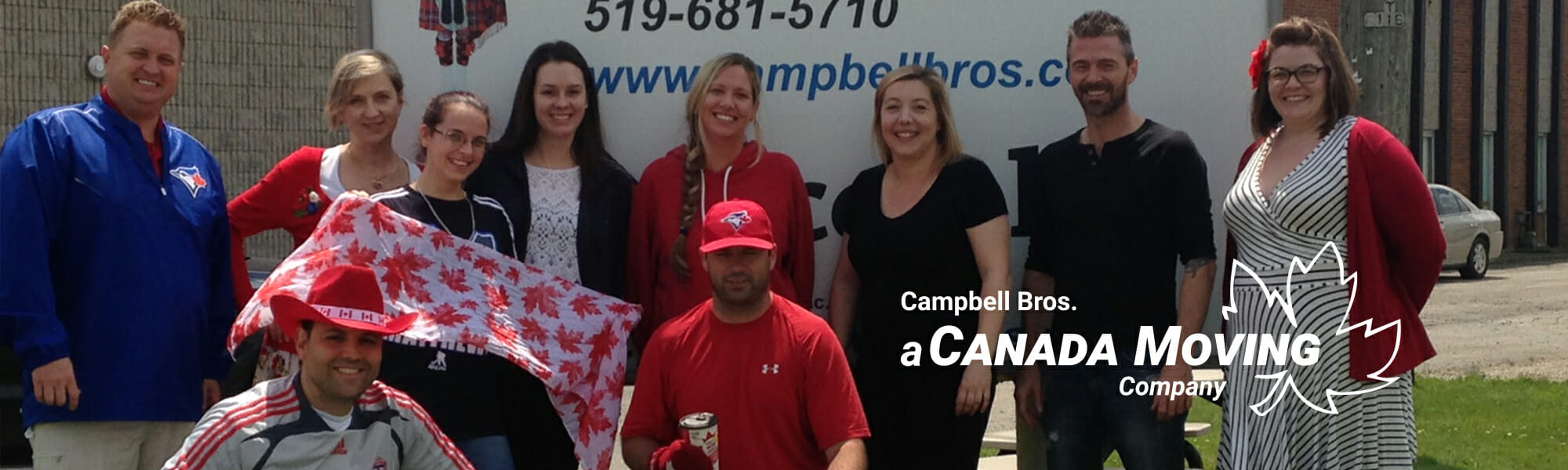 campbell bros london canada-moving