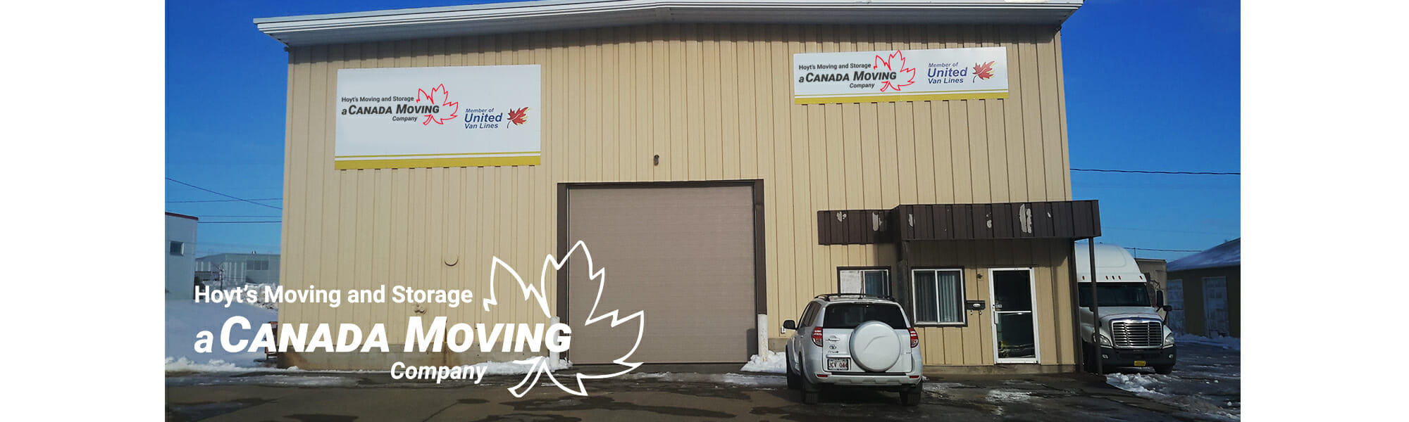 hoyt's moving and storage -canada-moving-miramichi